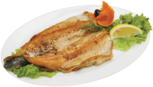 Tilapia or Wild Rockfish Fillets product image.