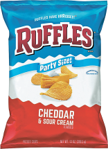 Party Size Snacks product image.