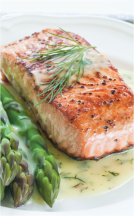 Fresh Atlantic Salmon Fillets product image.