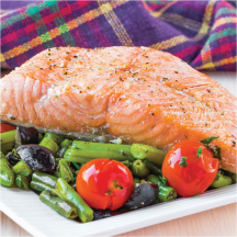 Responsibly Raised Atlantic Salmon Fillets product image.