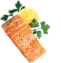 Salmon Fillets product image.