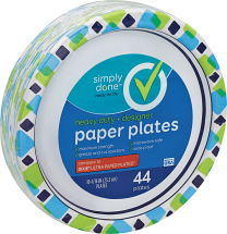 Plates product image.