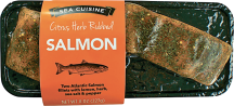 Sea Cuisine 8-10.5 oz. Select Varieties Seafood product image.