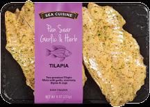 Seafood product image.
