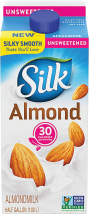 Almond or Soy Milk product image.