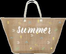 Beach bag product image.