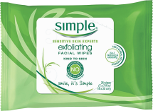 Facial Wipes product image.