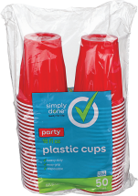 Plastic Cups product image.