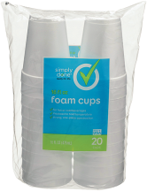 Foam Cups product image.
