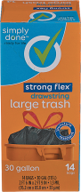 Garbage Bags product image.