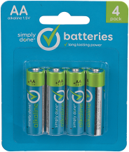 Batteries product image.