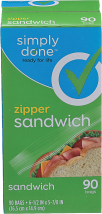 Sandwich Bags product image.