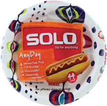 Solo 10-50 ct. Select Varieties Picnicware product image.