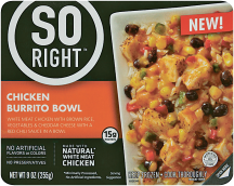 Frozen Entrees product image.