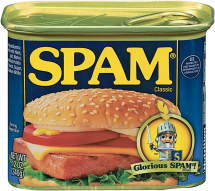 Spam product image.