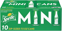 10 pk. 7.5 oz. Cans  product image.