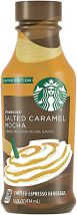 Lipton 64 oz. Tea or 14 oz. House Tea, Starbucks 13.7-15 oz. Coffee Select Varieties Drinks product image.