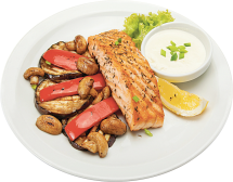 Salmon Portions product image.
