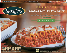 Stouffer's 29.5-40 oz. Select Varieties Frozen Entrees product image.