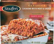 Stouffer's 57-96 oz. Select Varieties Entrees product image.