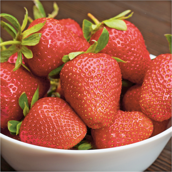 2 lb. Full Pounds! Strawberries product image.