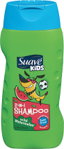 Suave 12 oz. Kids' 2-in-1 Shampoo product image.