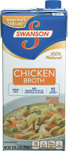 Swanson 32 oz. Select Varieties Broth product image.