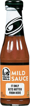 Taco Bell  7.5 oz. Select Varieties Taco Sauce product image.