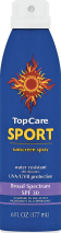 Top Care 6 oz. Select Varieties Sunscreen Spray product image.