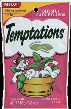 temptations Cat treats product image.