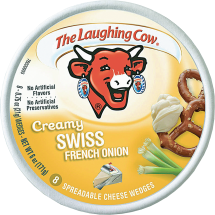 Laughing Cow 6 oz. Select Varieties Cheese Spread product image.