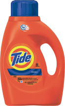 Laundry Detergent product image.