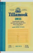 Tillamook  8 oz. Select Varieties Cheese Slices product image.