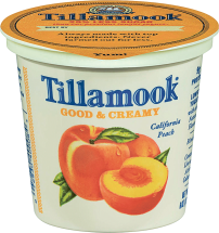 Tillamook 6 oz. Select Varieties Yogurt product image.