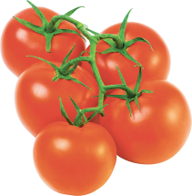 Red Cluster Tomatoes product image.