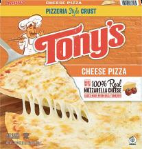 Tony's 18.5-20.6 oz. Select Varieties Pizzeria Pizzas product image.