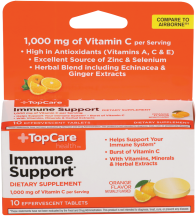Immune support product image.