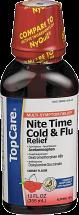 Cold & Flu Medicine product image.