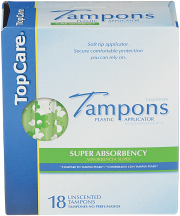 Tampons product image.