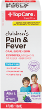 children's Pain Reliever product image.