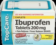 Ibuprofen product image.