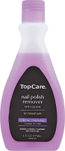 Top Care 6 oz. Nail Polish Remover or 7.5 oz. Select Varieties Hand Soap product image.