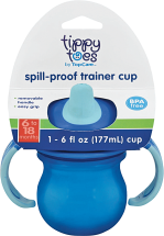 Tippy Toes 1 ct. Sippy Cup product image.