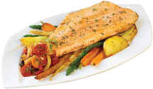 Red Trout Fillets product image.