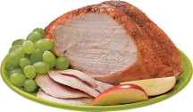 Norbest Bone-In Turkey Breast product image.