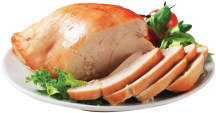 1/2 Turkey Breast product image.