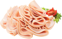 Columbus 6 oz. Select Varieties Sliced Lunch Meats product image.