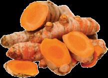 Turmeric product image.