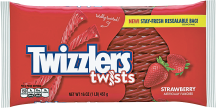 Twizzlers 11-16 oz. Select Varieties Licorice product image.