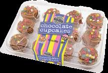 Two Bite 10.5 oz. Select Varieties Mini Cupcakes product image.